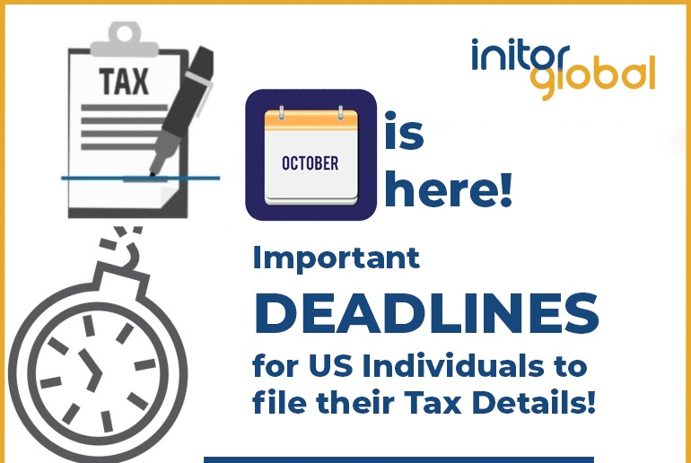 individual tax filing deadlines