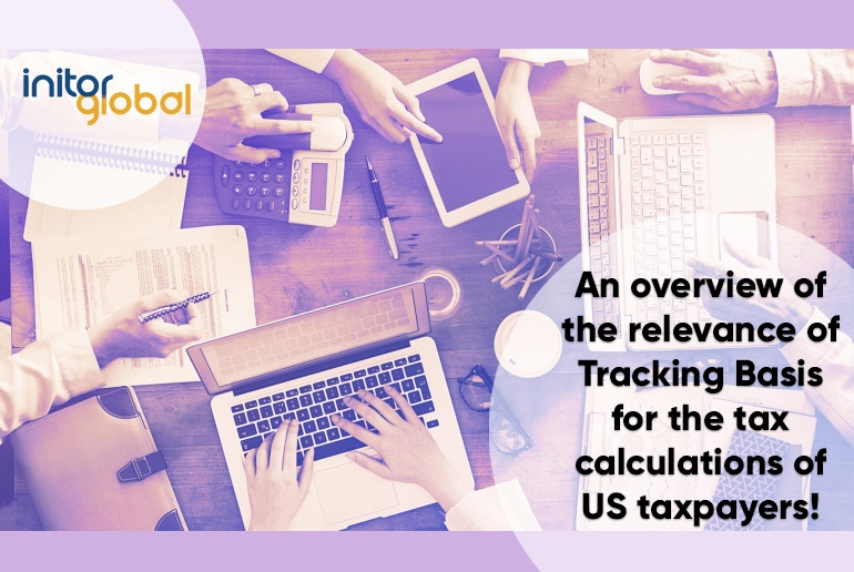 tracking basis tax calculations